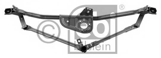 Система тяг и рычагов привода стеклоочистителя FEBI BILSTEIN 33200 - изображение