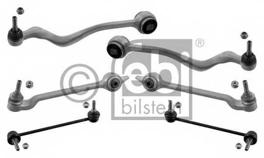 Ремкомплект поперечного рычага подвески FEBI BILSTEIN 33371 - изображение