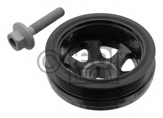 Ременный шкив коленвала FEBI BILSTEIN 33558 - изображение