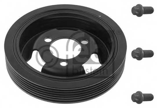 Ременный шкив коленвала FEBI BILSTEIN 33617 - изображение