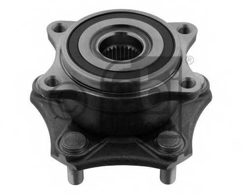 Комплект подшипника ступицы колеса FEBI BILSTEIN 33915 - изображение