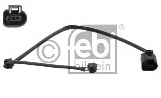 Сигнализатор износа тормозных колодок FEBI BILSTEIN 33998 - изображение