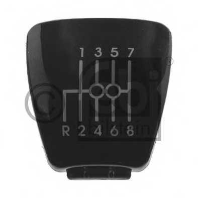 Колпачок, ручка рычага переключения передач FEBI BILSTEIN 34075 - изображение