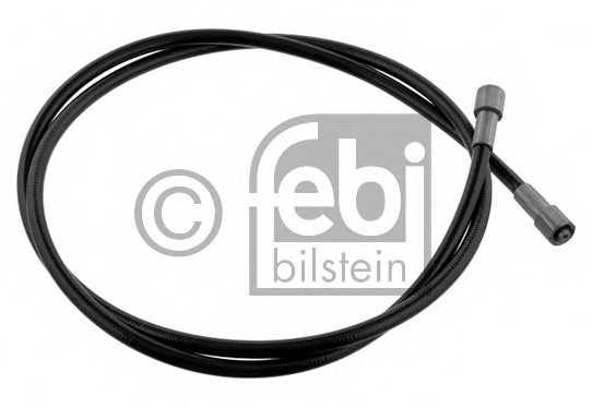 Шлангопровод, опрокидывающее устройство кабины водителя FEBI BILSTEIN 34179 - изображение