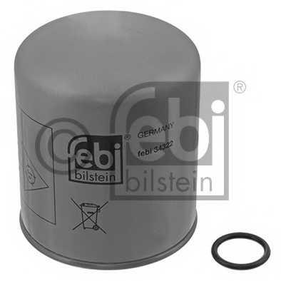 Патрон осушителя воздуха, пневматическая система FEBI BILSTEIN 34322 - изображение