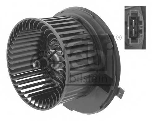 Вентилятор салона FEBI BILSTEIN 34726 - изображение