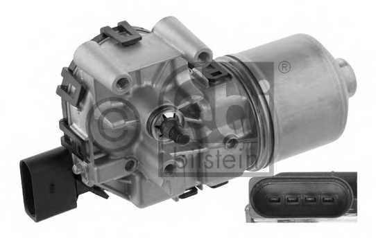 Двигатель стеклоочистителя FEBI BILSTEIN 34753 - изображение