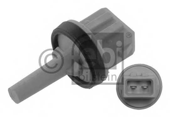 Термовыключатель, вентилятор кондиционера FEBI BILSTEIN 34791 - изображение