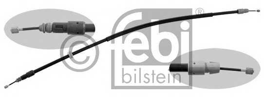 Трос стояночной тормозной системы FEBI BILSTEIN 34908 - изображение