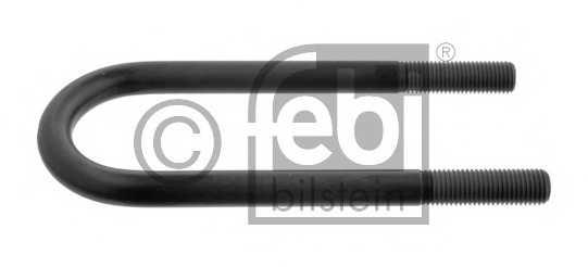 Стремянка рессоры FEBI BILSTEIN 35071 - изображение