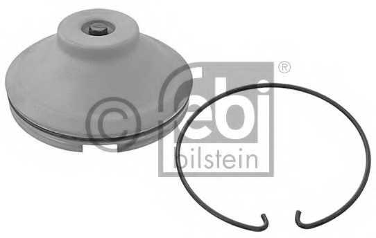 Предохранительная крышка, ступица колеса FEBI BILSTEIN 35181 - изображение