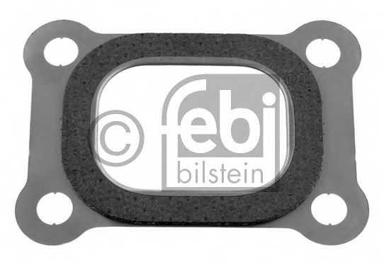 Прокладка выхлопной трубы FEBI BILSTEIN 35201 - изображение