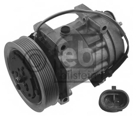Компрессор кондиционера для DAF 85, 95, CF 85, XF 105, XF 95 <b>FEBI BILSTEIN 35379</b> - изображение