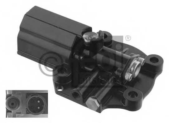 Электромагнитный клапан, цилиндр переключения FEBI BILSTEIN 35445 - изображение