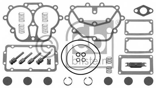 Ремкомплект, компрессор FEBI BILSTEIN 35712 - изображение