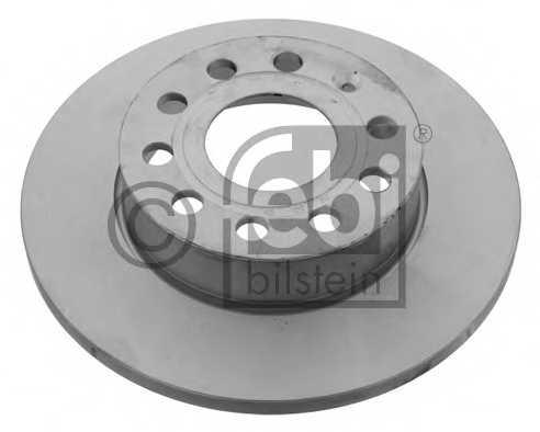 Тормозной диск FEBI BILSTEIN 36215 - изображение