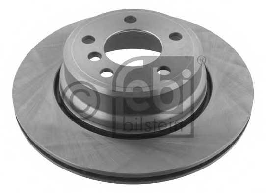 Тормозной диск FEBI BILSTEIN 36216 - изображение