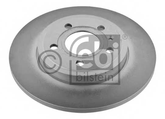 Тормозной диск FEBI BILSTEIN 36234 - изображение
