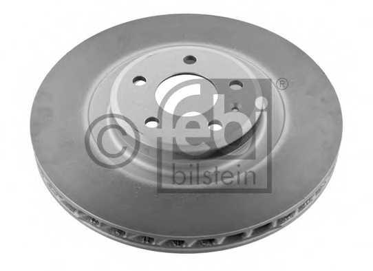 Тормозной диск FEBI BILSTEIN 36236 - изображение