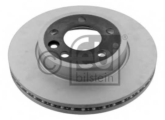 Тормозной диск FEBI BILSTEIN 36237 - изображение
