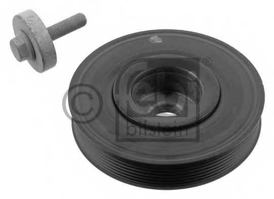 Ременный шкив коленвала FEBI BILSTEIN 36247 - изображение