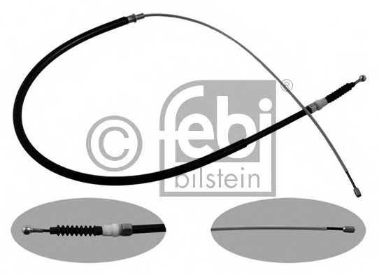 Трос стояночной тормозной системы FEBI BILSTEIN 36347 - изображение