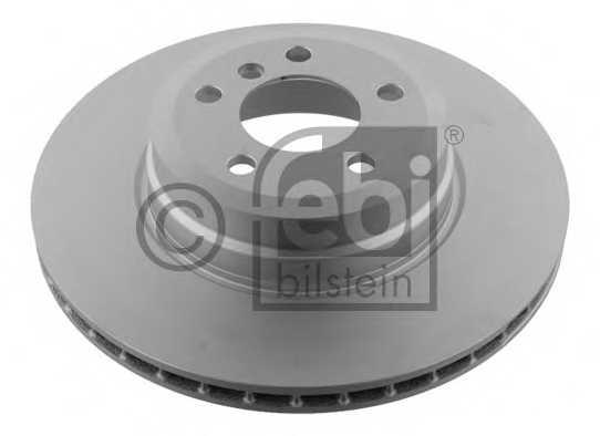 Тормозной диск FEBI BILSTEIN 36385 - изображение