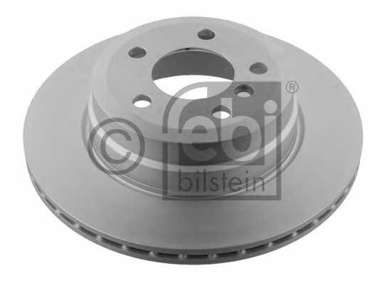 Тормозной диск FEBI BILSTEIN 36386 - изображение