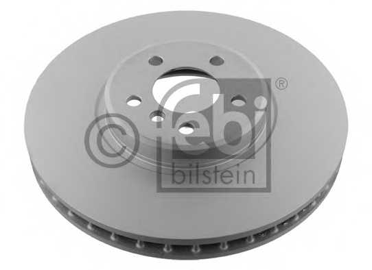 Тормозной диск FEBI BILSTEIN 36394 - изображение