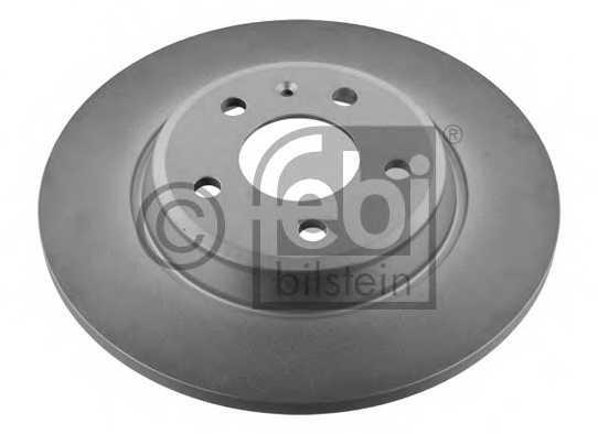 Тормозной диск FEBI BILSTEIN 36463 - изображение