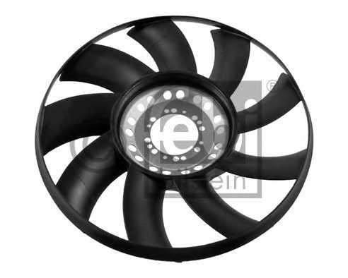 Крыльчатка вентилятора охлаждения двигателя FEBI BILSTEIN 36548 - изображение