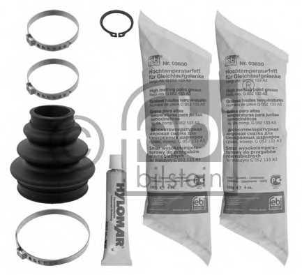 Комплект пылника приводного вала FEBI BILSTEIN 36558 - изображение