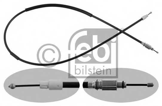 Трос стояночной тормозной системы FEBI BILSTEIN 36935 - изображение