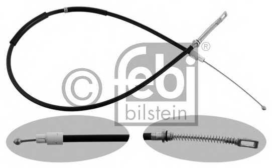Трос стояночной тормозной системы FEBI BILSTEIN 36936 - изображение
