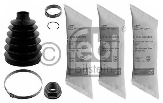 Комплект пылника приводного вала FEBI BILSTEIN 36959 - изображение