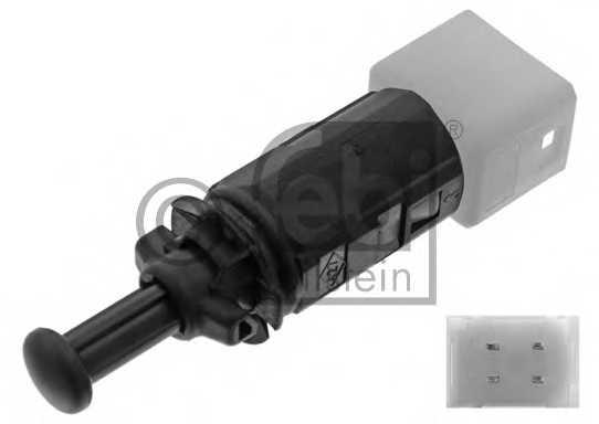 Выключатель фонаря сигнала торможения FEBI BILSTEIN 37052 - изображение