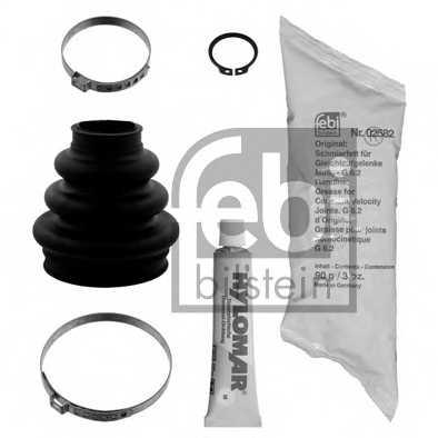 Комплект пылника приводного вала FEBI BILSTEIN 37136 - изображение