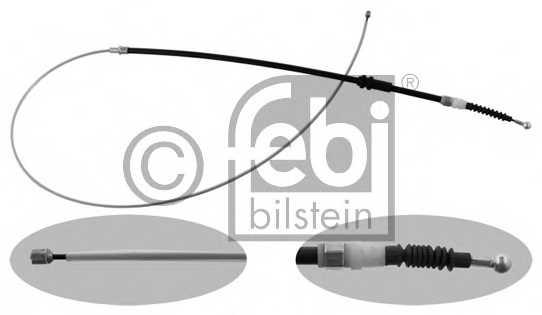 Трос стояночной тормозной системы FEBI BILSTEIN 37218 - изображение