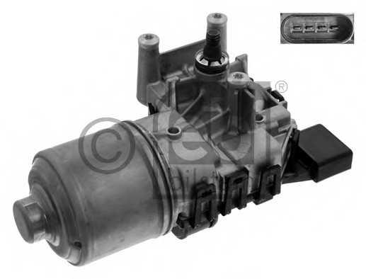 Двигатель стеклоочистителя FEBI BILSTEIN 37435 - изображение