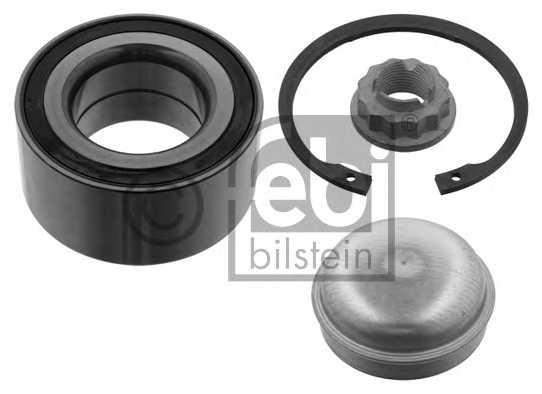 Комплект подшипника ступицы колеса FEBI BILSTEIN 37549 - изображение