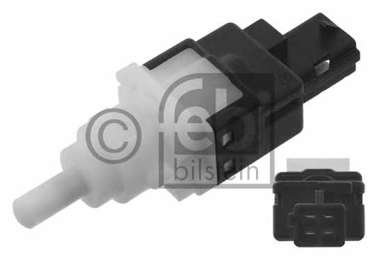 Выключатель фонаря сигнала торможения FEBI BILSTEIN 37579 - изображение