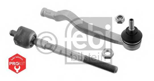 Поперечная рулевая тяга FEBI BILSTEIN 37622 - изображение