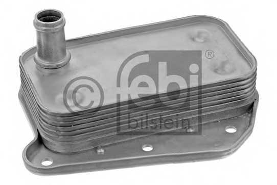 Масляный радиатор масла двигателя FEBI BILSTEIN 37743 - изображение