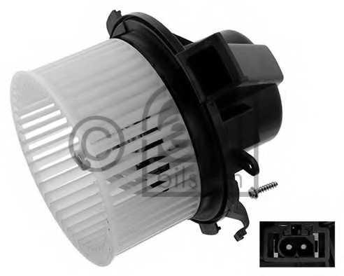 Электродвигатель вентиляции салона FEBI BILSTEIN 38024 - изображение
