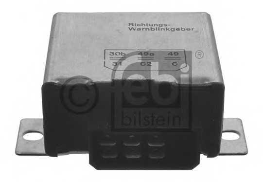 Прерыватель указателей поворота FEBI BILSTEIN 38077 - изображение