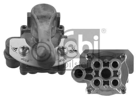 Клапан повортной заслонки FEBI BILSTEIN 38128 - изображение
