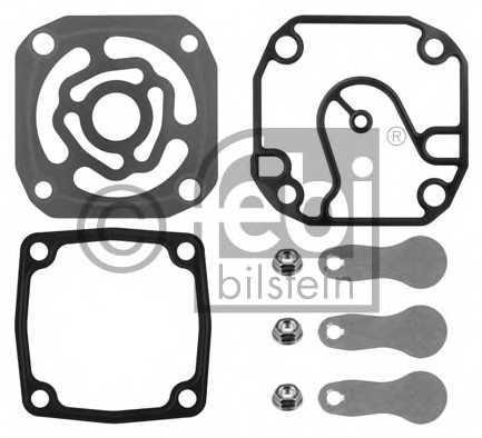 Комплект прокладок, вентиль ламелей FEBI BILSTEIN 38186 - изображение