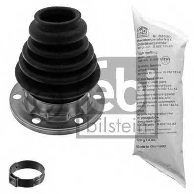 Комплект пылника приводного вала FEBI BILSTEIN 38335 - изображение