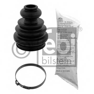 Комплект пылника приводного вала FEBI BILSTEIN 38345 - изображение