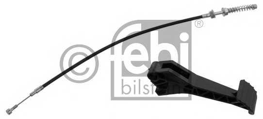 Трос, регулировка рулевой колонки FEBI BILSTEIN 38472 - изображение